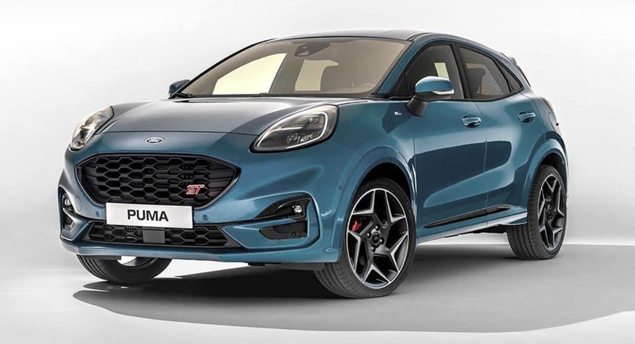 Futur SUV sportif : Ford Puma ST