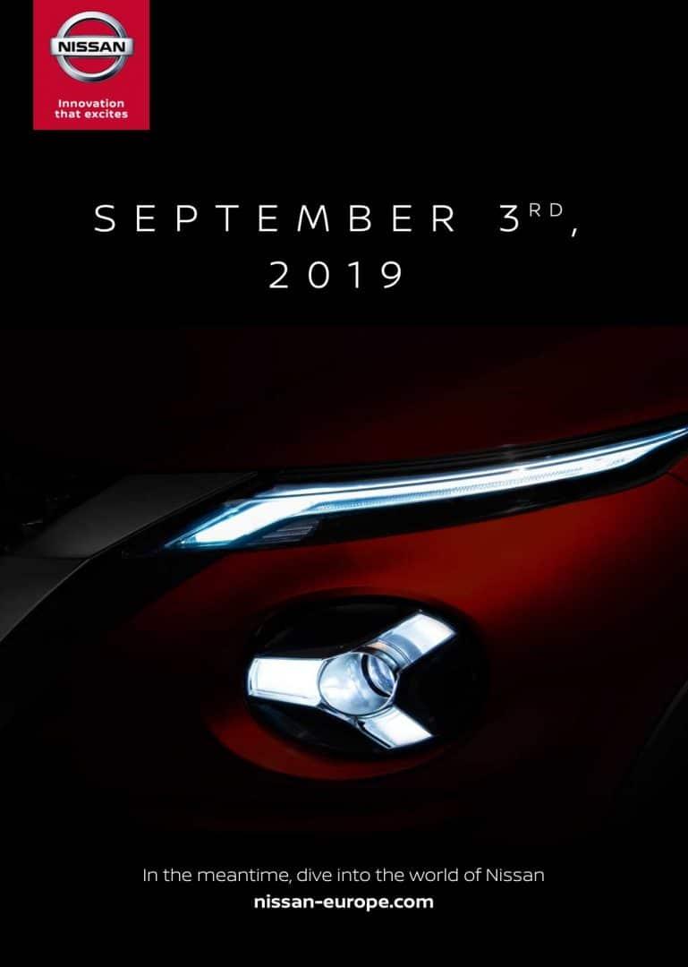 Teaser Nissan Juke