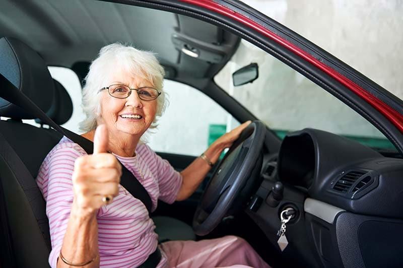Sécurité Routière (CNSR) : Conduite avec visite médicale personnes âgées