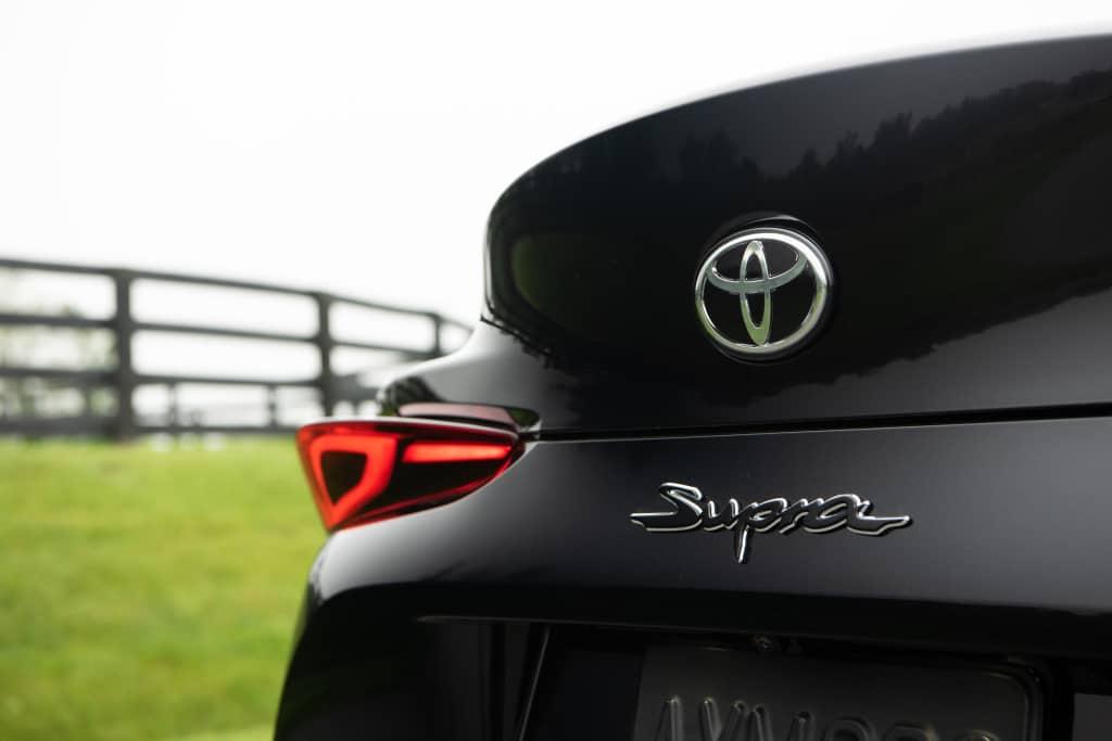 Toyota Supra (A90)