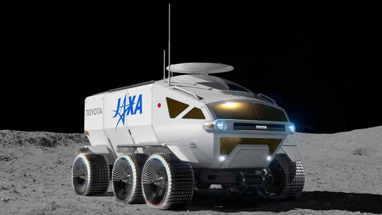Rover lunaire Toyota-JAXA