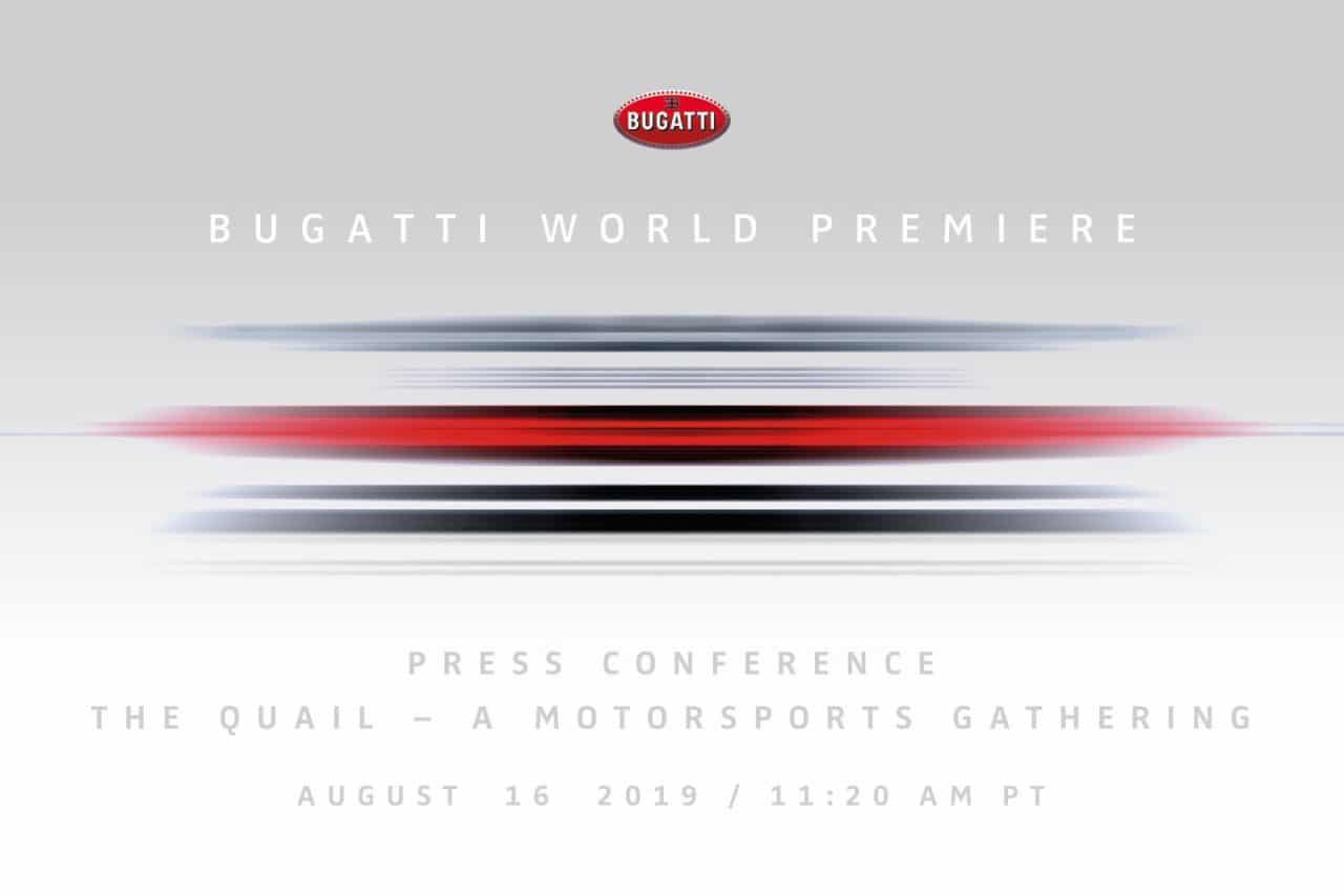 Nouvelle Bugatti EB110
