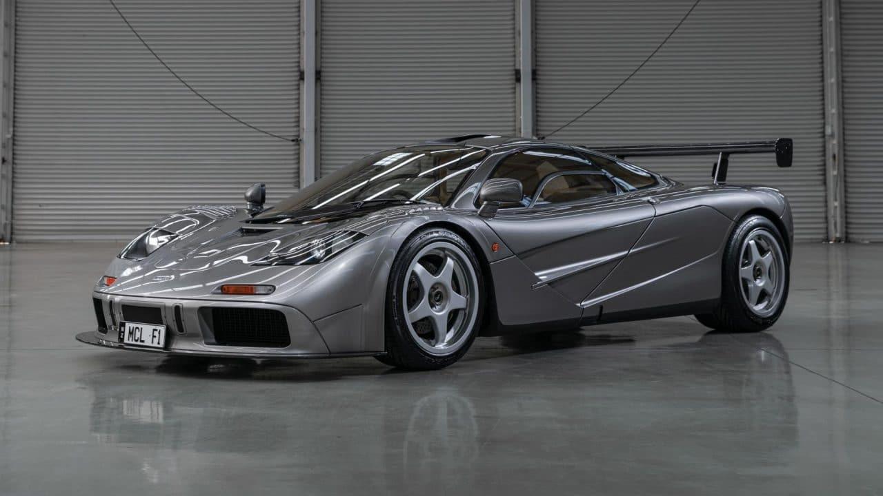 McLaren F1 LM (1994)