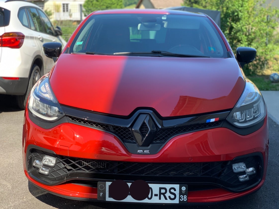 Avis Renault Clio 4 Rs Trophy phase 2 d'Alexandre