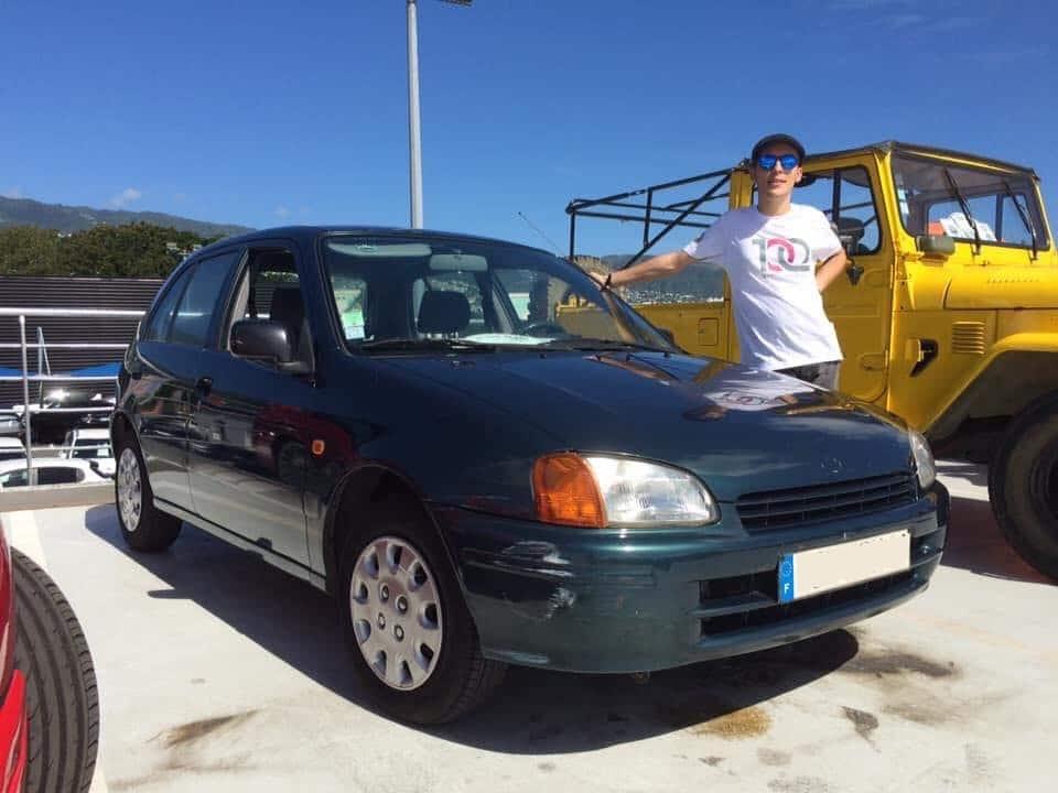 Avis Avis des propriétaires : Toyota Starlet EP91 d'Arthur