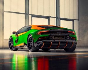 Huracan Evo GT Celebration