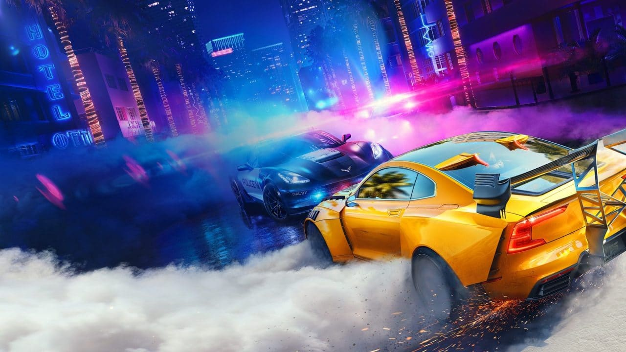 Bande d'annonce de Need for Speed Heat