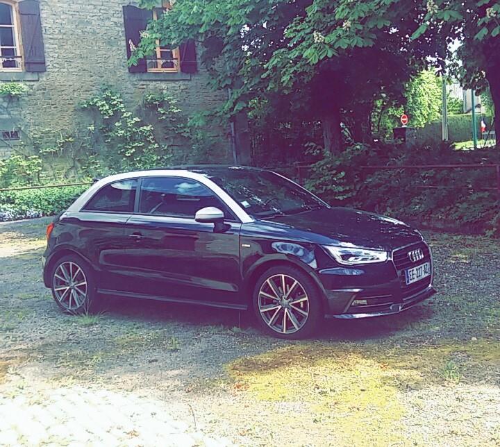 Avis Audi A1 Ultra S-Line de Hugo