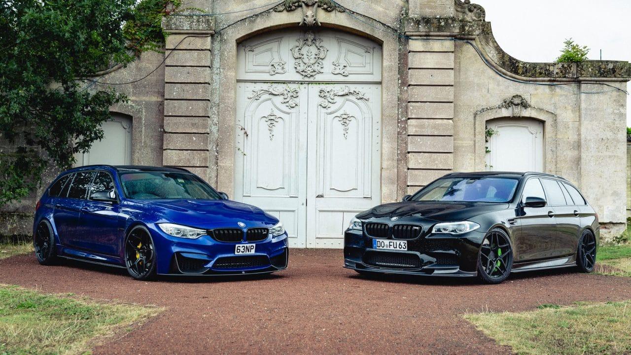 BMW break M