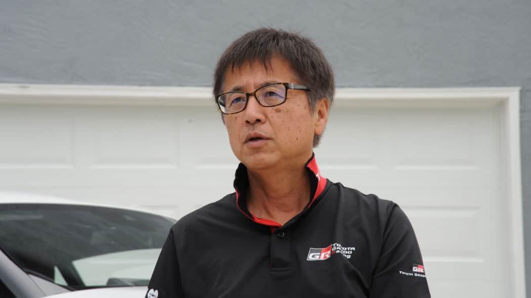 Tetsuya Tada, ingénieur en chef de la Toyota Supra, annonce plus de puissance