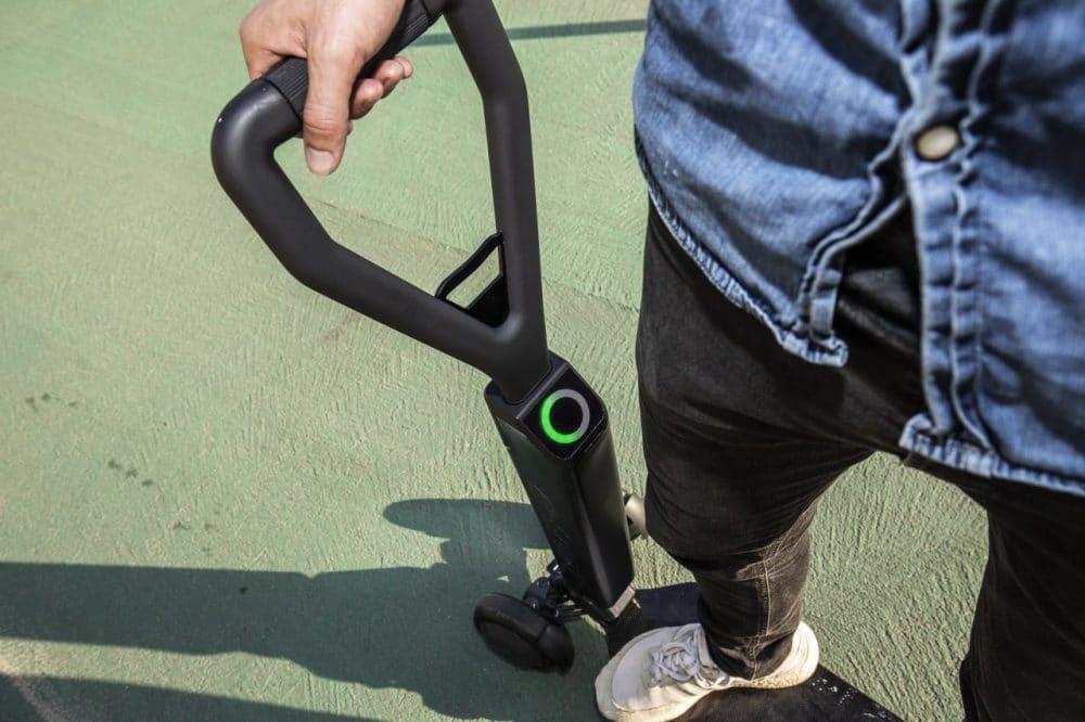 E-Tron Scooter Concept
