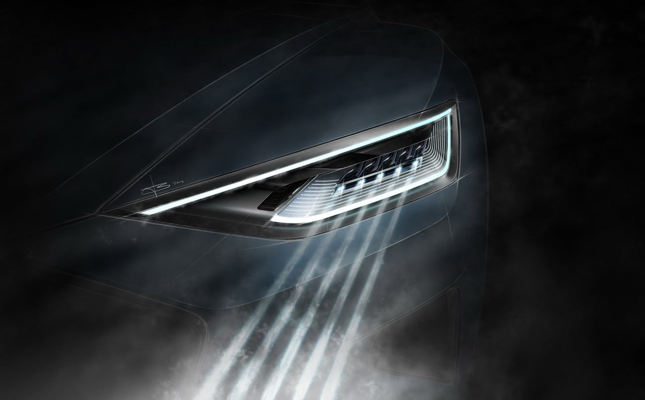 Personnalisation phare Audi