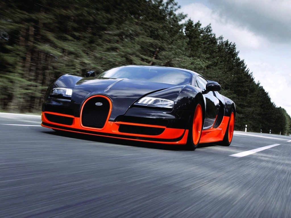 Bugatti Veyron valeur
