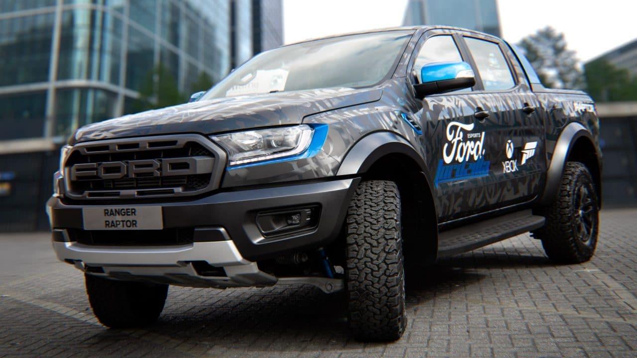 Fordzilla eSport par Ford