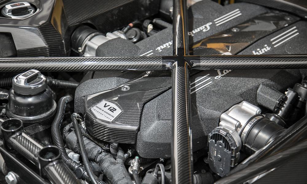 Disparition du V12 Lamborghini