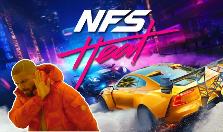Toyota dit non à NFS Heat