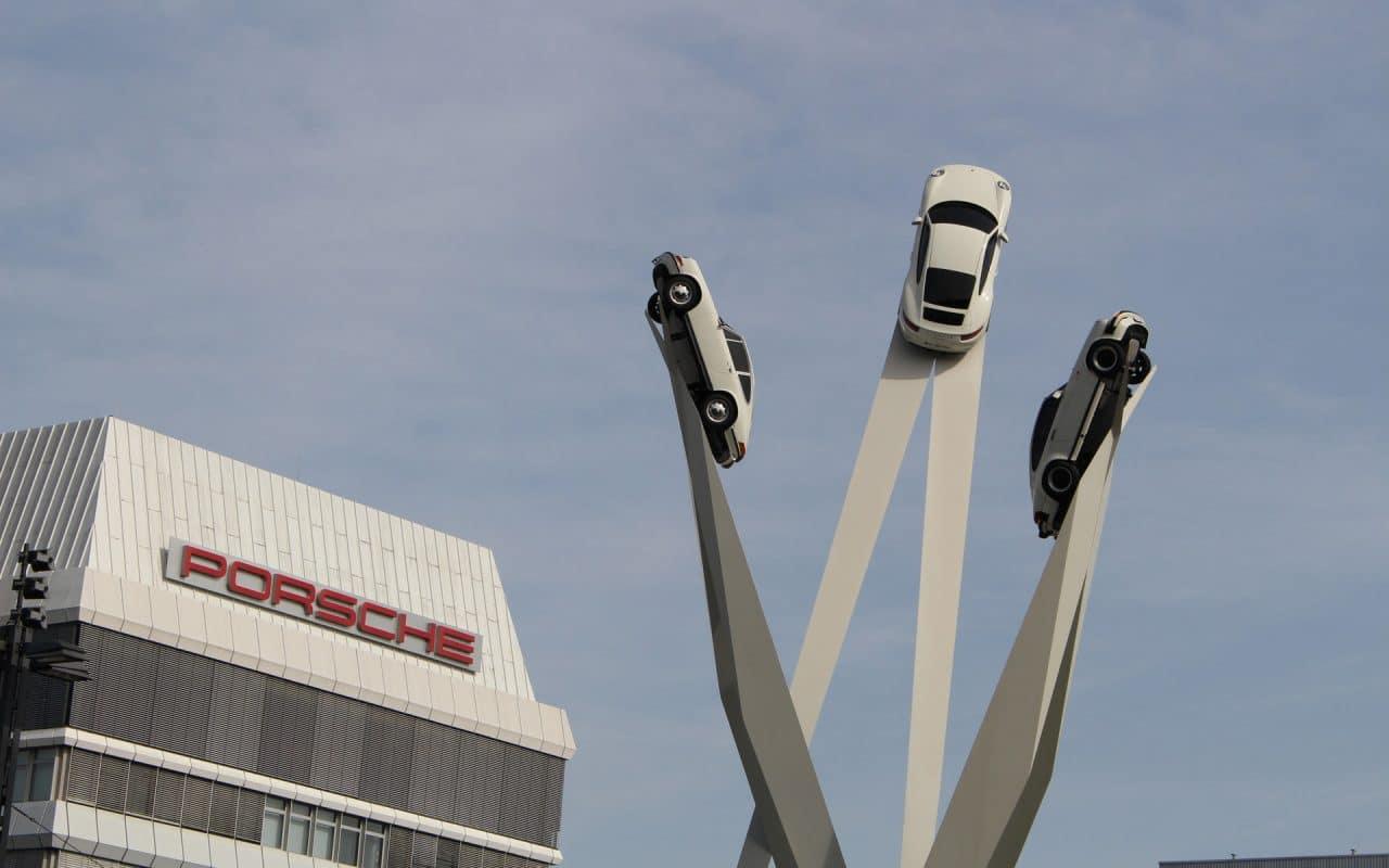 Programme écologique Porsche