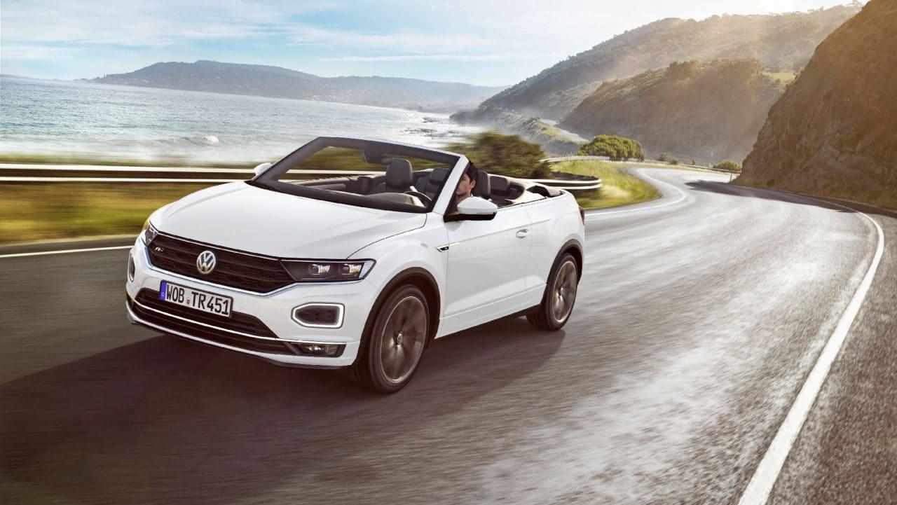Volkswagen T-Roc Cabriolet 2019