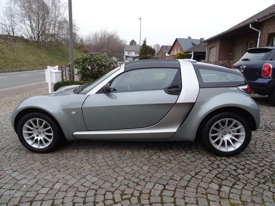 Avis Smart Roadster Coupé de Romain