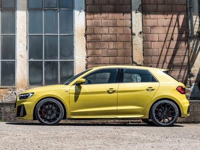 Audi S1 par ABT