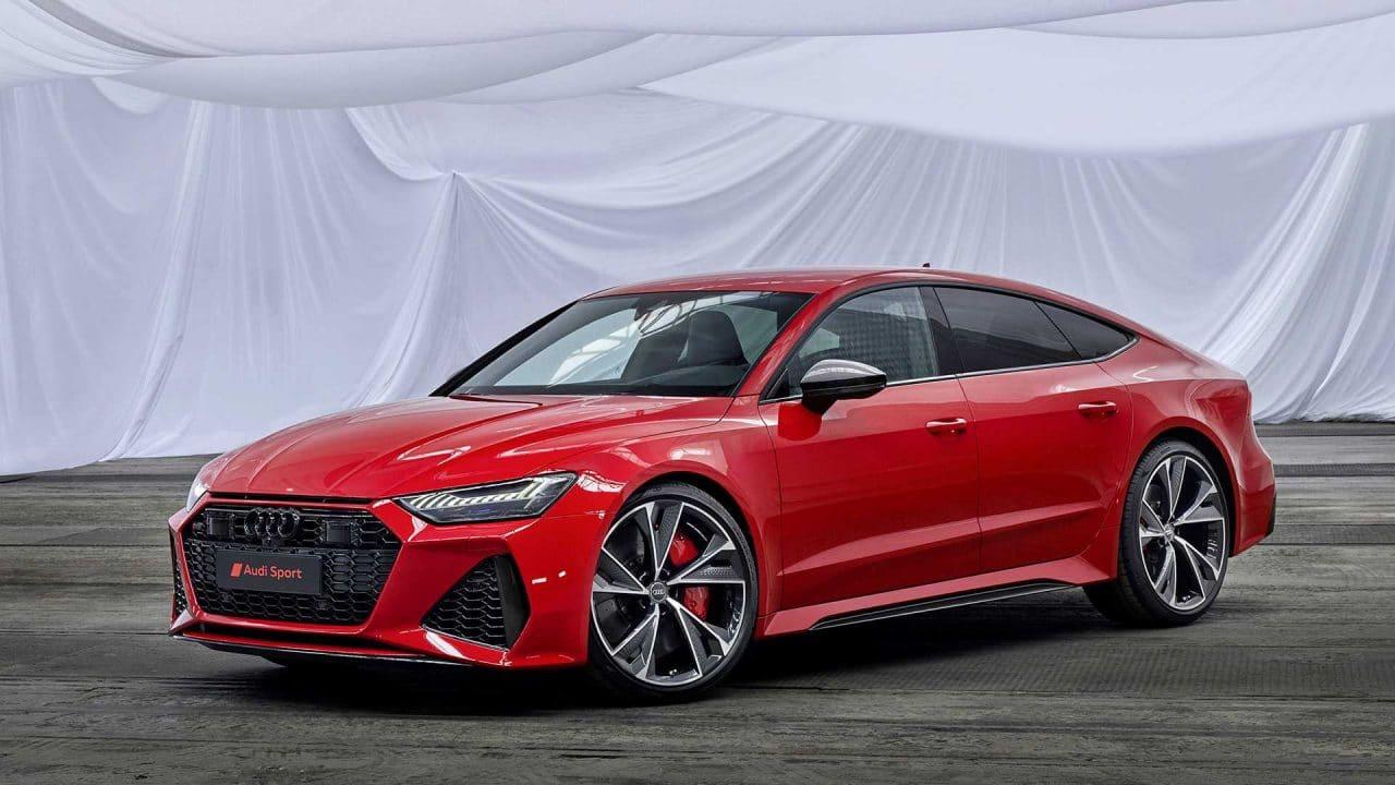 2019 Audi RS7