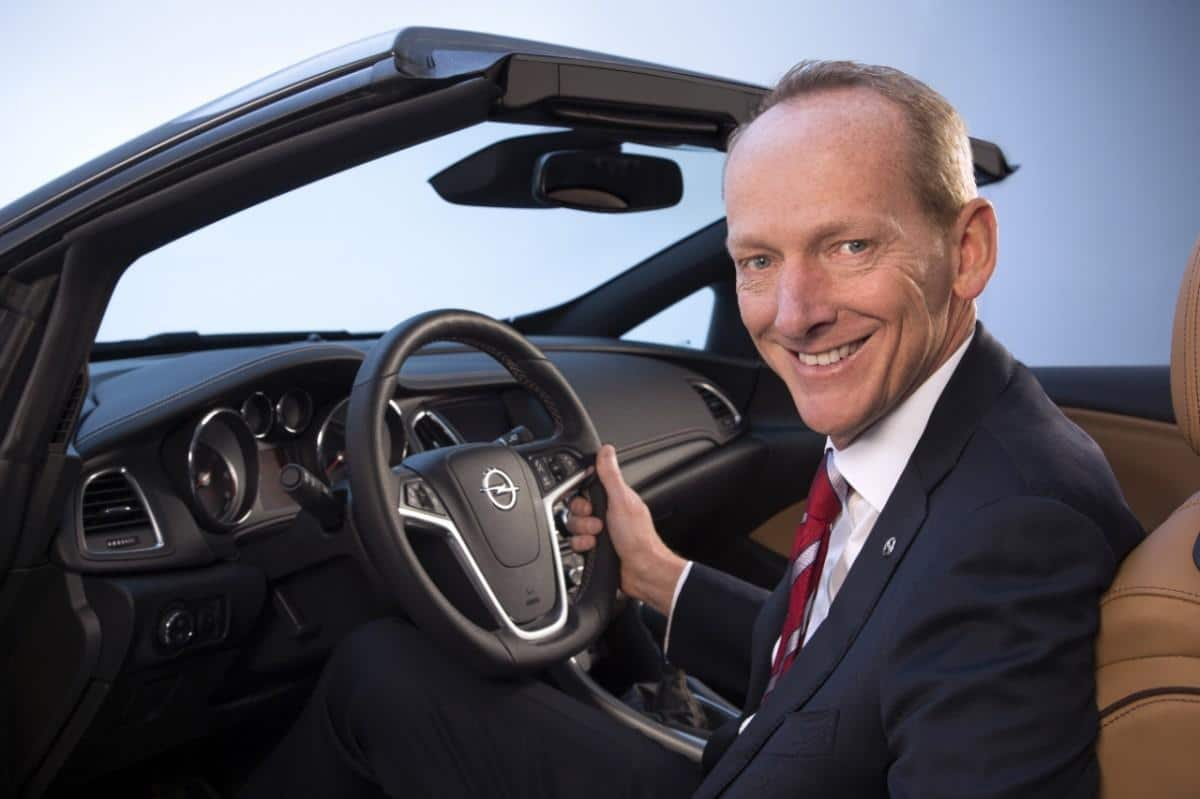 Patron Opel Francfort
