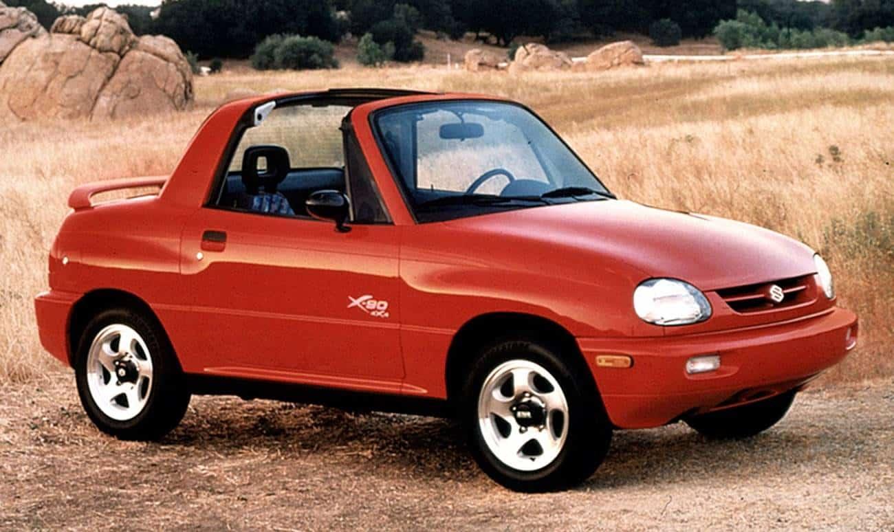 Suzuki X-90 de 1994