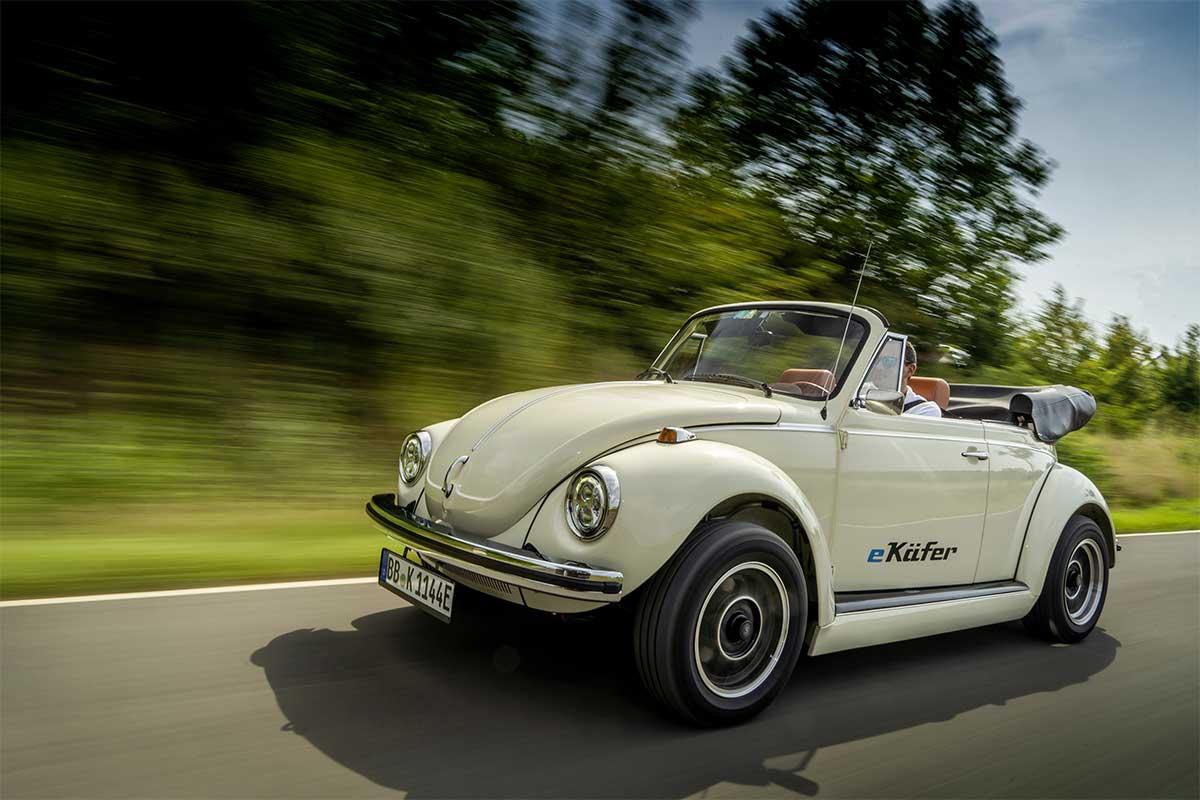 VW e-Coccinelle