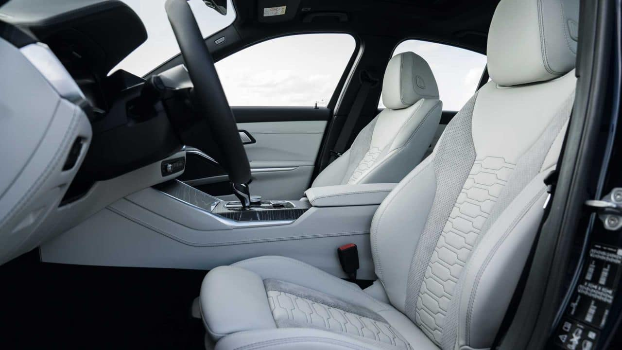 Interieur Alpine B3 BMW