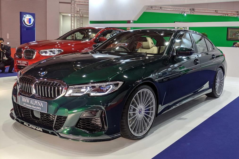 Alpina B3 BMW