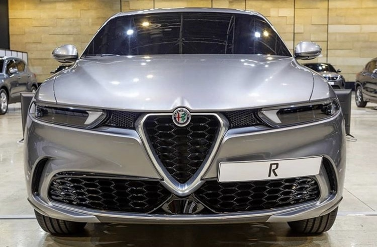 Fuite Alfa Romeo Tonale