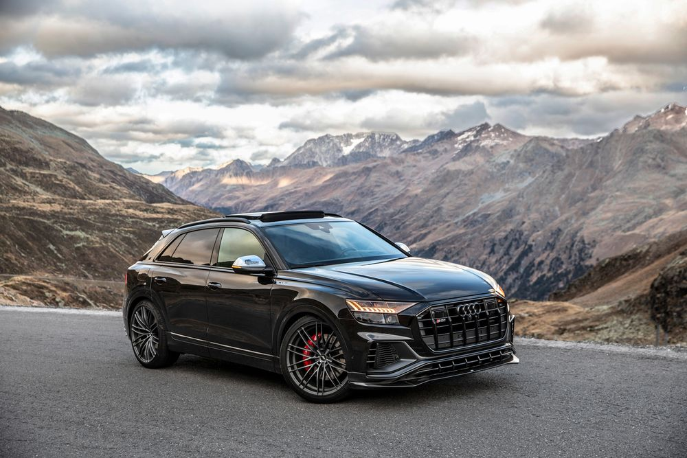 Audi SQ8 par ABT Sportsline