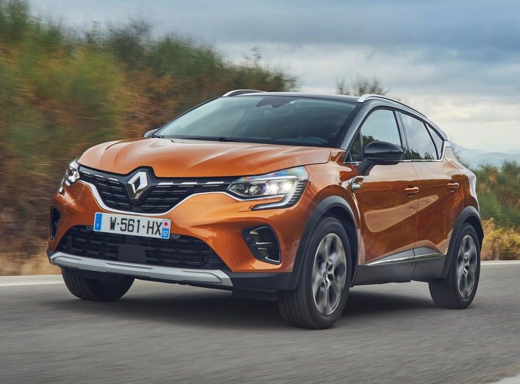 Nouveau Renault Captur hybride