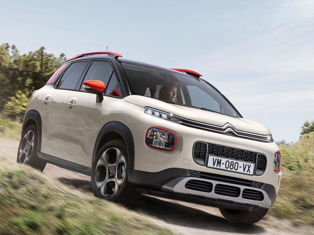 Offre Citroën C3 Aircross