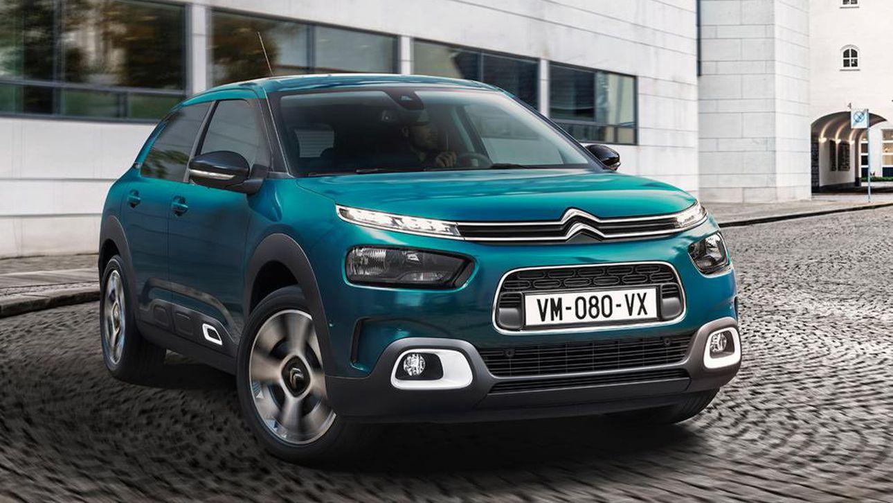 Offre Citroën C4 Cactus