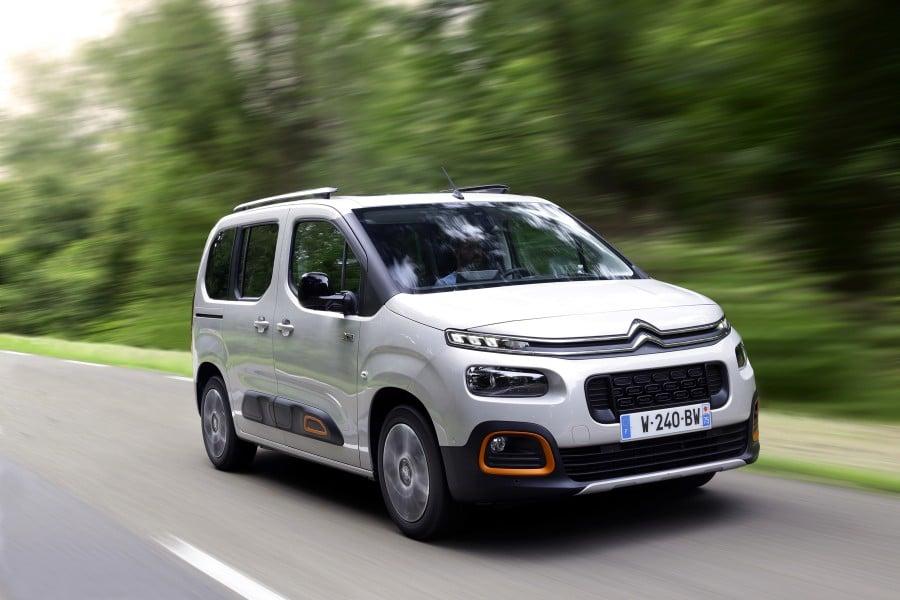Offre Citroën Nouveau Berlingo