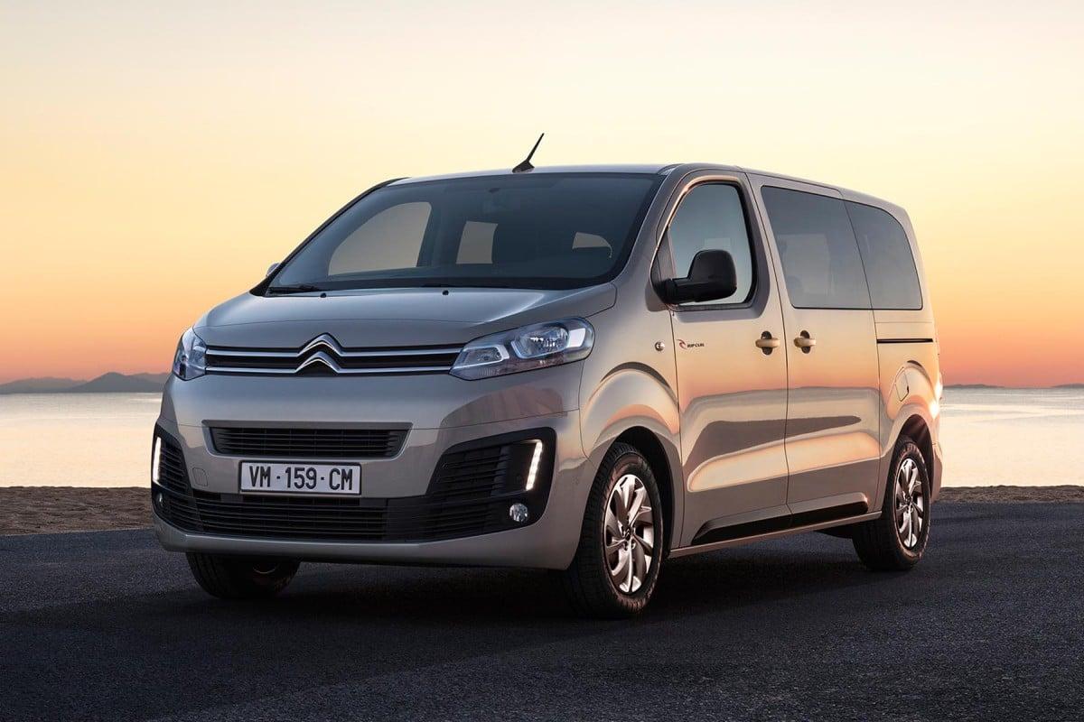 Offre Citroën SpaceTourer