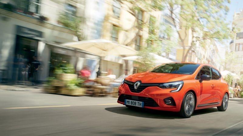 Offre Renault Nouvelle Clio 5