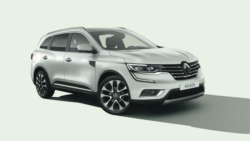 Offre Renault Koleos