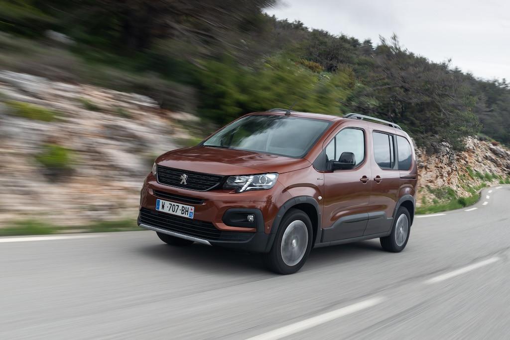 Offre Peugeot Rifter