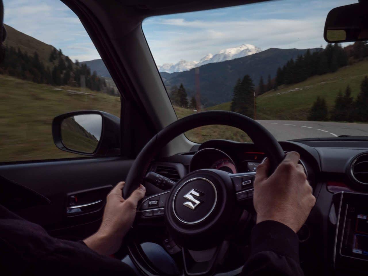 Daily Driver Suzuki Swift Sport