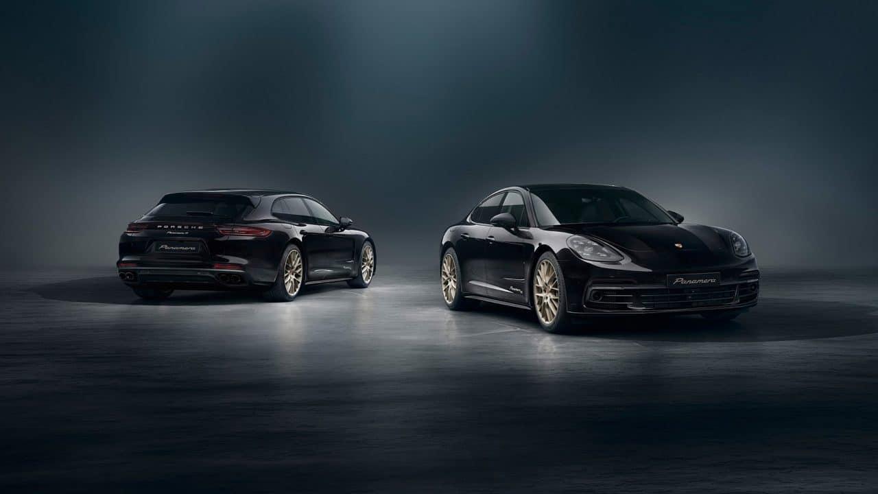 Porsche Panamera Edition 10