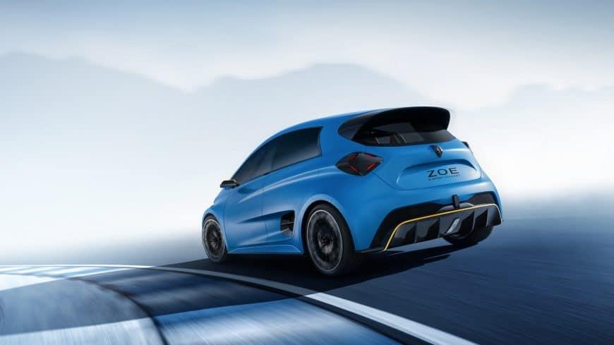 Une Renault Zoé RS pour 2022 ?