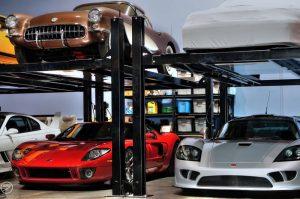 Collection automobile de Paul Walker