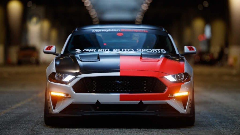 SEMA 2019 : Ford Mustang
