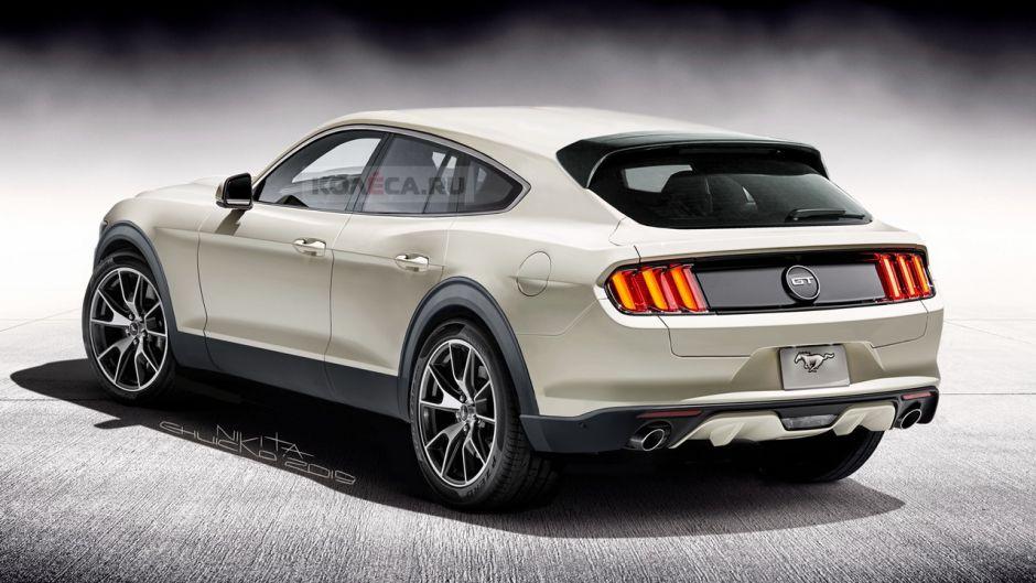 Ford SUV électrique (2020)