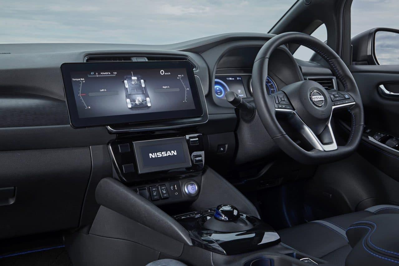Nissan Leaf prototype