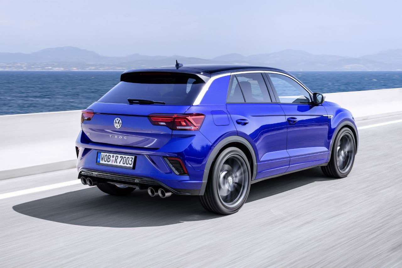 Volkswagen T-Roc R prix
