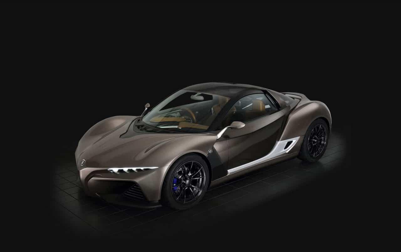 Yamaha Concept automobile
