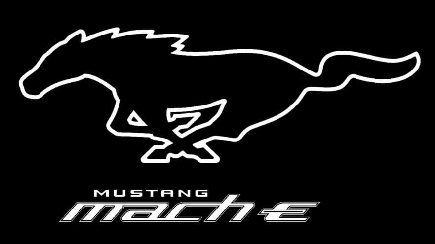Ford Mustang Mach-E teaser